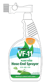 VF-11 Hose End  Sprayer - Case