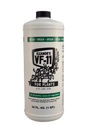 Eleanor's VF-11 Plant Food - Quart