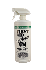 Eleanor's VF-11 Plant Food - First Aid Qt